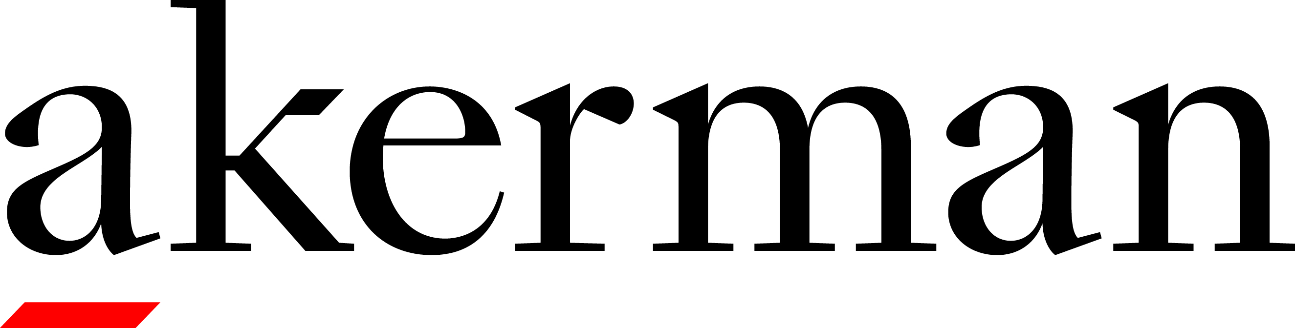 Logo for Akerman