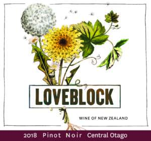Loveblock Pinot Noir (Photo: Loveblock Winery)