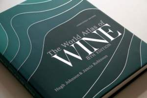 The World Atlas of Wine, 8th Edition (Photo © Mitchell Beazley Publishing)