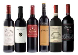 "A ""world tour"" of reds (Photo © Wine.com)"