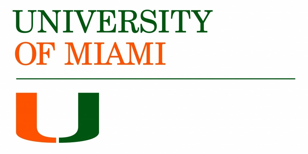 Logo for University Miami