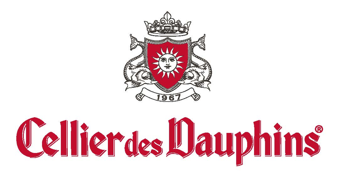 Logo for Cellier des Dauphins