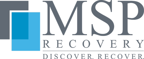 Logo for MSP Recovery Law Firm
