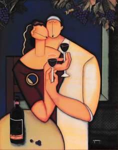 """""""La Vie"""" by Gilda Sacasas, 2003"""