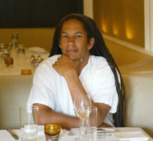 Chef Govind Armstrong, then of Los Angeles restaurant Table 8 and our celebrity chef in 2005