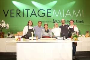 2016 Interactive Dinner chefs lineup: Brad Kilgore, Alex Chang, Nicole Votano, Julia Ning, Brian Nasajon and Justin Flit.